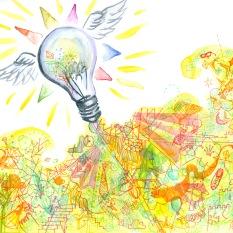 jenny robins - creative explosion - ideas