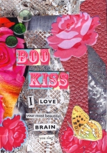 jenny robins - alternative valentine 2013 - boo kiss
