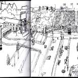 jenny robins - olympics 2012 sketch - dressage web