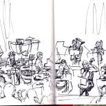 jenny robins - sketch - Brandt Brauer Frick