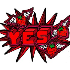 Yes (to strawberries), editorial piece on healthy eating 2010