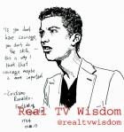 real tv wisdom - jenny robins - cristiano ronaldo