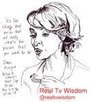 real tv wisdom - jenny robins - danni minogue - bintm
