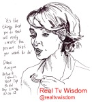 real tv wisdom - jenny robins - danni minogue - bintm