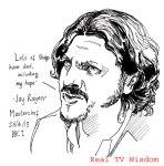 real tv wisdom - jenny robins - jay rayner - masterchef