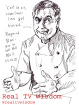 real tv wisdom - jenny robins - raymond blanc - how to cook well - bbc2