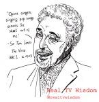 real tv wisdom - jenny robins - the voice - sir tom jones