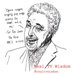 real tv wisdom - jenny robins - the voice - sir tom jones