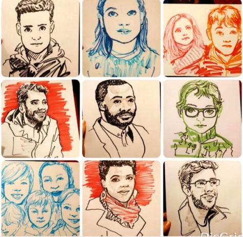 jenny robins - portraits - christmas